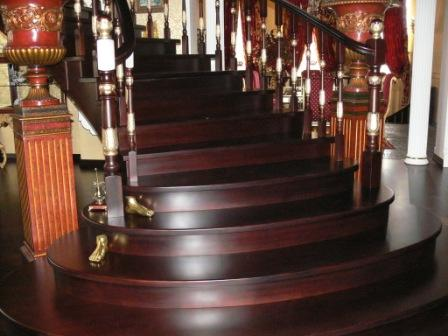 Как сделать балясины из металла для лестниц и перил - виды